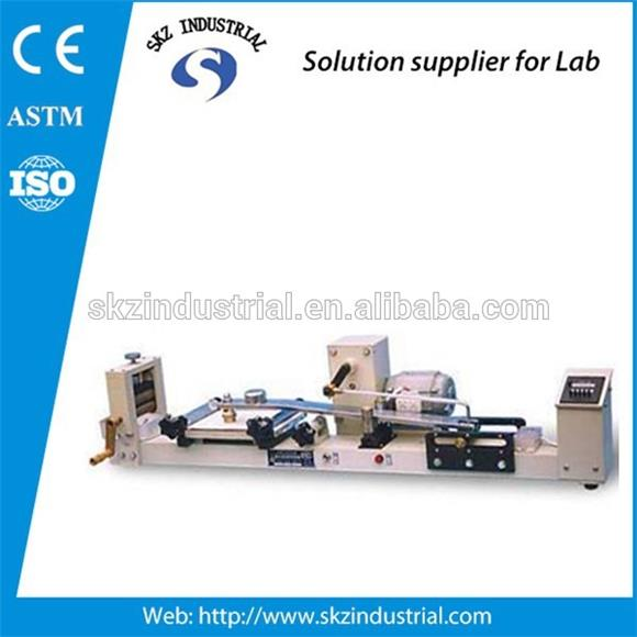 Key Components - Abrasion Resistance Test Equipment
