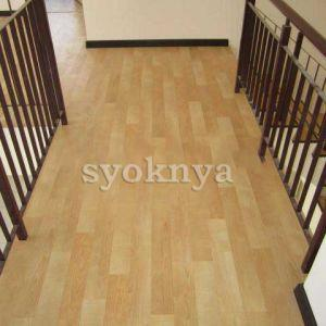Lantai Kayu Laminated - Memasang Lantai Kayu Laminated Flooring