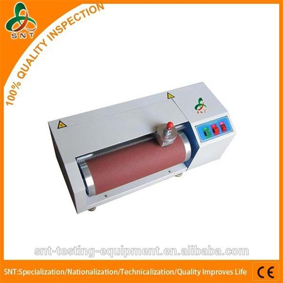 Abrasion Resistance Tester on Invaber - Friction Surface ...