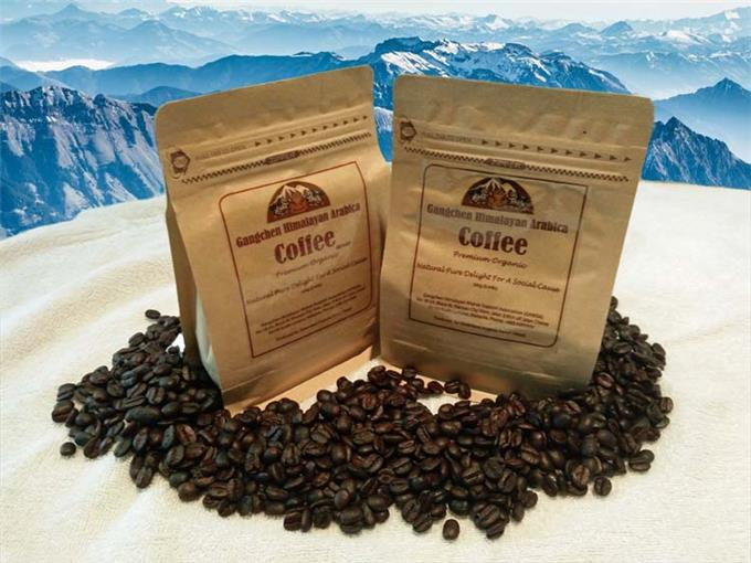 Gangchen Himalayan Wishes Support Associstion - Two Most Important Species Coffee