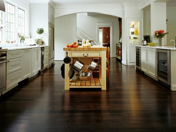 Hot Trend - Bamboo Floors Blend Style