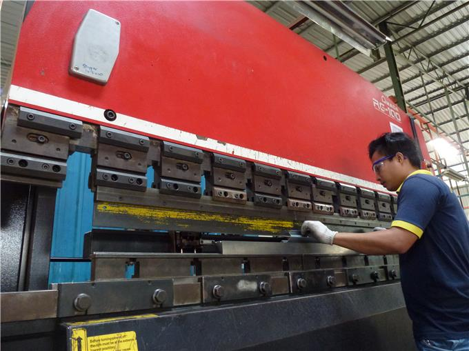 Vetoong Technology Sdn Bhd - Supply Variety Metal Box Fabrication