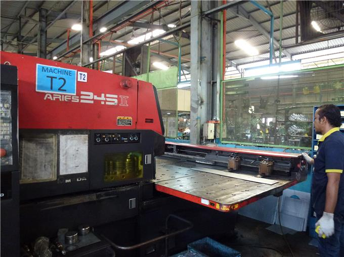 Vetoong Technology Sdn Bhd - Sheet Metal Machinery Part Manufacturing