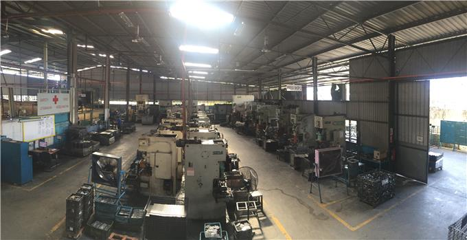 Vetoong Technology Sdn Bhd - Large Steel Fabrications Steel Plate