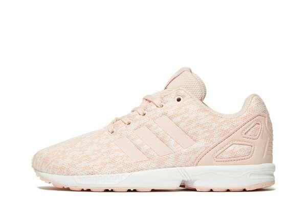 Woven Textile - Zx Flux Trainers From Adidas