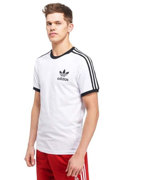 8187065c6 T-shirt From Adidas Originals - Finished With The Iconic 3-stripes ...