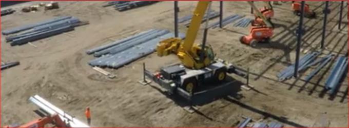 Turri Crane Service Inc - Metalfab's Custom Fabrication