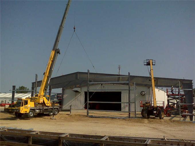 With High Level - Turri Crane Service Inc