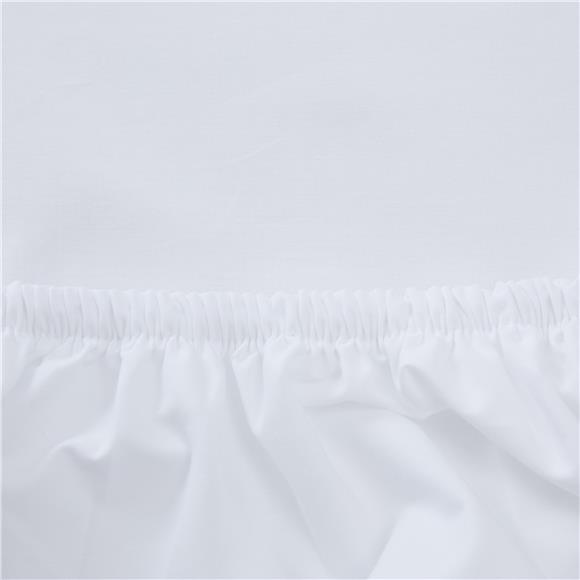 Elastic Corners - Mattress Topper Fitted Bed Sheet