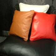 Pigmented - Special Offer Leather Pillowcases In