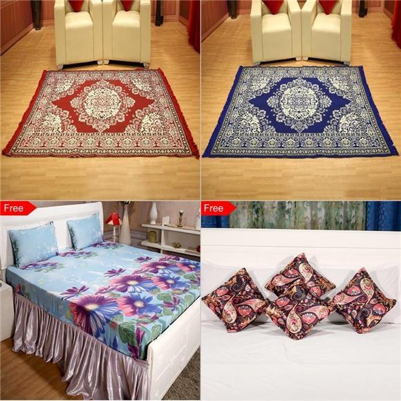 Get 1 - Bed Sheet Set