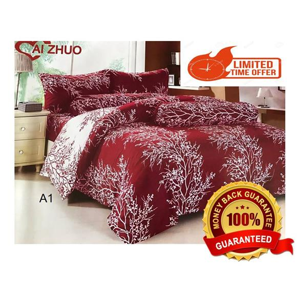 Limited Time Offer - Bed Sheet Set
