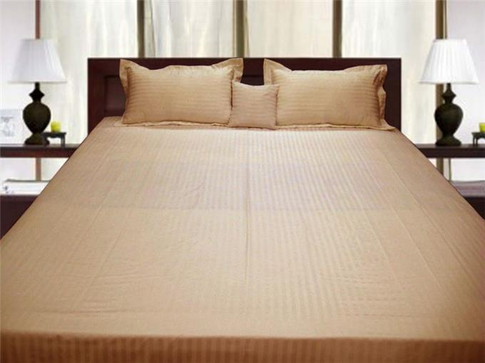 Egyptian Cotton Bedding Pure Queen Bed