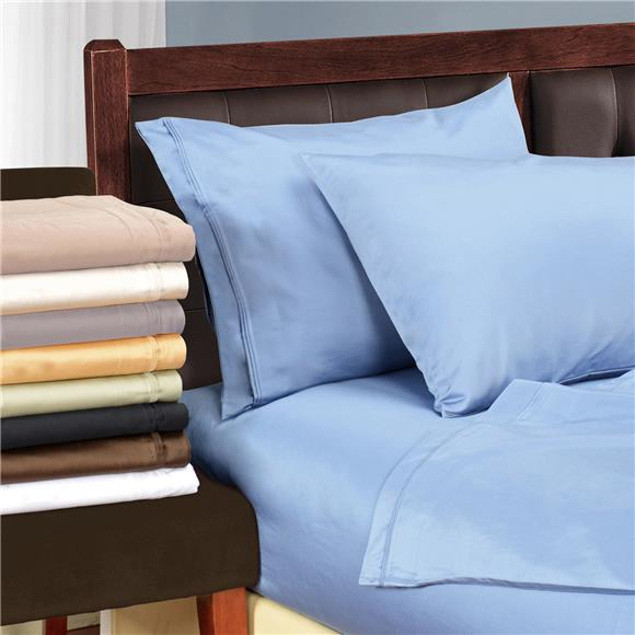 The Highest Thread Count Solid Deep Pocket