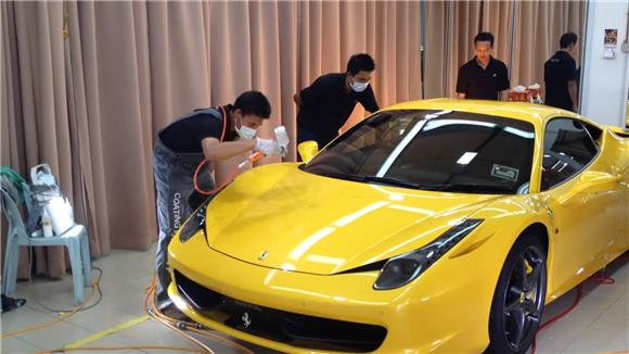 G Guard Malaysia - Paint Protection