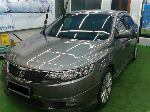 Car Including - Itisbond Nano Diamond Shield Coating
