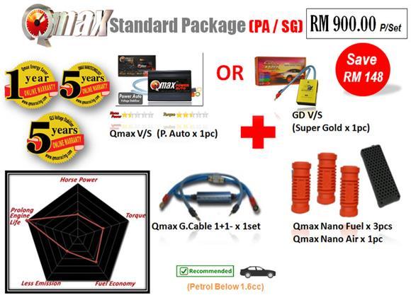 V Class Motorsport - Qmax Nano Fuel
