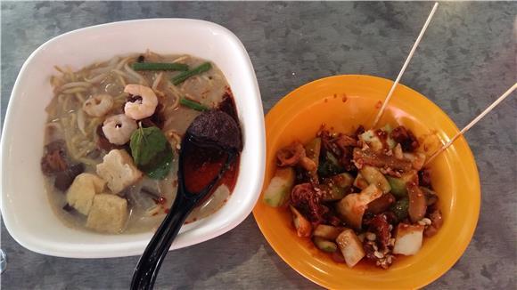 Food Price - Penang Curry Mee