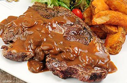 Tappers Cafe - Pan Fried