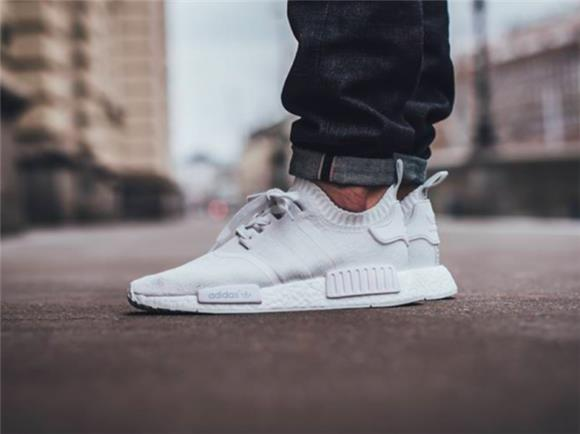 premium selection 6442e ad449 Men White Sneakers - Nike Air Force, Adidas Nmd R1, Ultra ...