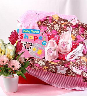 Florygift - Delightful Baby Full Month Gift