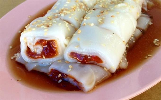 Chee Cheong Fun With - Chee Cheong Fun