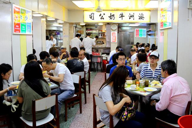 Buttered Toast - Cha Chaan Teng