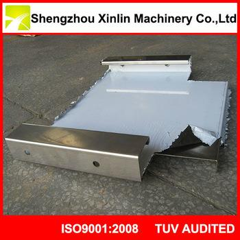 Auto Parts - Stainless Steel Sheet Metal Fabrication