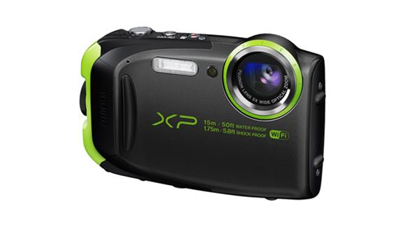 Available In Blue - Finepix Xp80 Digital Camera