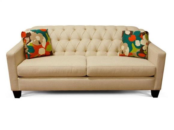 Collection Includes Sofa - Button Tufted Back