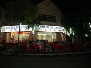 Fresh Water - Restoran Ah Lim Seafood