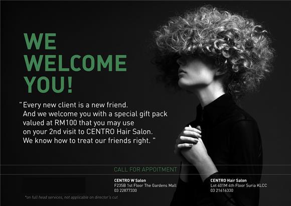 Centro Hair Salon - Centro Hair Salon
