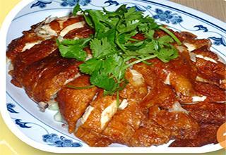 Yang Hainanese Chicken Rice - Roasted Chicken