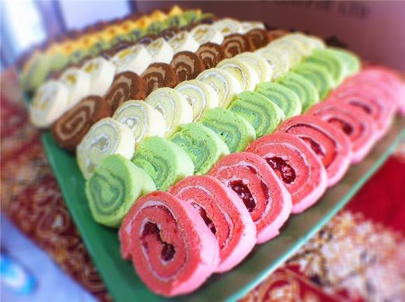 Kandahar Street - Best Pandan Cakes In Singapore
