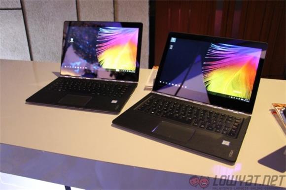 Lenovo Yoga 900 - Core I7 Skylake Processor