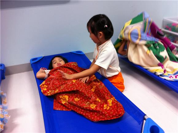 Xiyao Childcare - Paying Attention