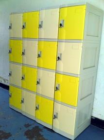 Alpha One Lockers - Easy Maintain