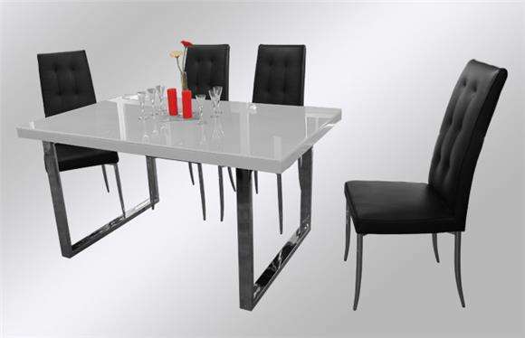 Star Furniture Group - Table With Glass Top