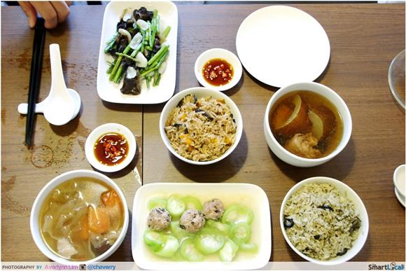 Herbal Oasis - Old Cucumber With Duck Soup
