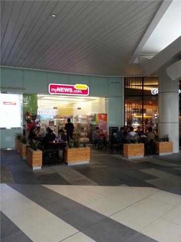 In Ioi City Mall - Ioi City Mall