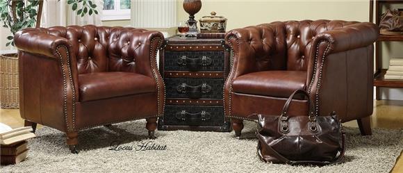 Furniture Sale - Genuine Leather