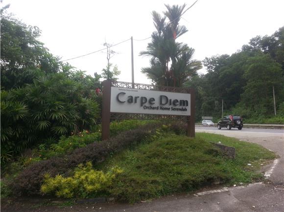 Carpe Diem Orchard Home Serendah