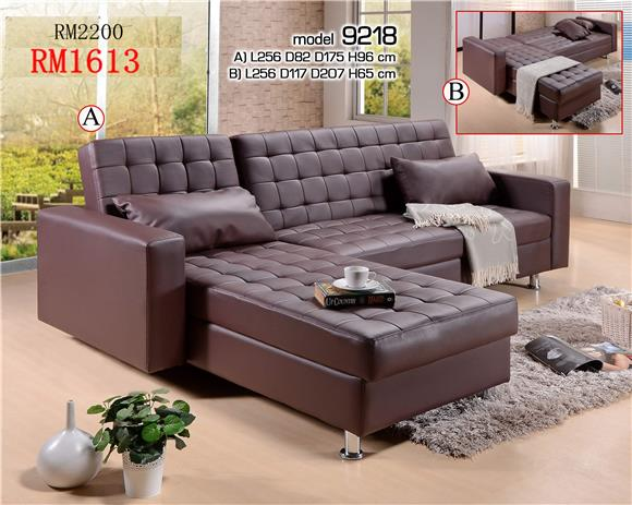 Sets Ideal Home - L Shaped Sofa