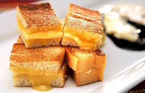 Yet Satisfying - Kaya Toast