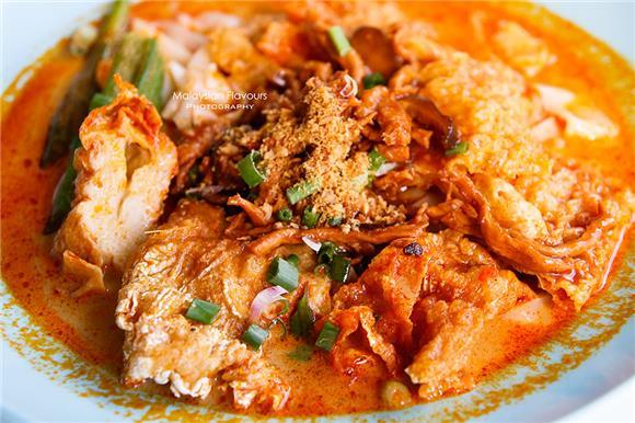 Curry Chee Cheong Fun - Ah Yee Curry Mee