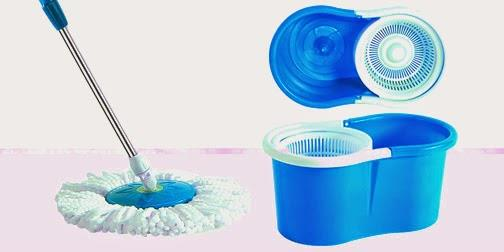 The Spin Mop Magic Mop - Spin Mop Magic Mop Cleaner