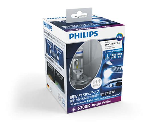 Driving Safety - Philips X-treme Ultinon Led