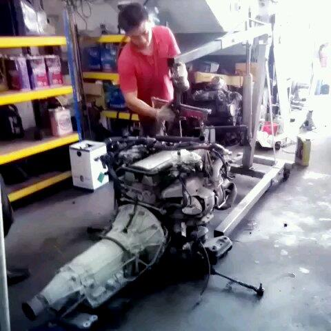 Terato Motor Sport - The Weight Distribution Engine Uneven