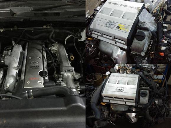 Vvti - 2500cc Auto Full Spec Sport