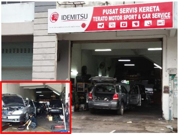 Terato Motor Sport - Provide Worry Free Services Inspection
